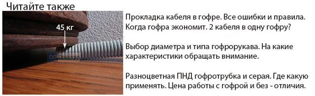 Какой кабель использовать для проводки в квартире - параметры выбора и рекомендуемые лучшие марки