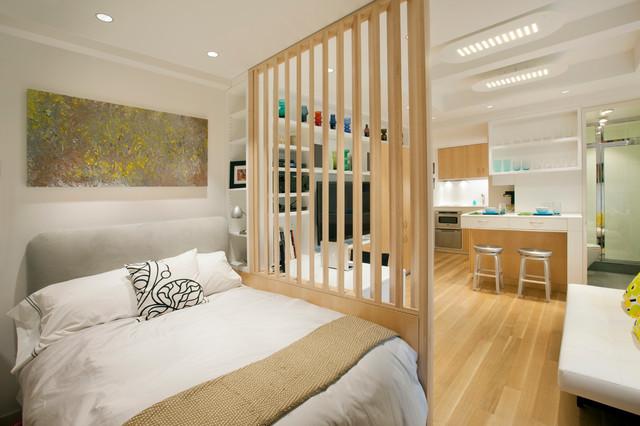 Перепланировка однокомнатной квартиры в двухкомнатную: правила и варианты - 5 лучших идей для разделения комнаты