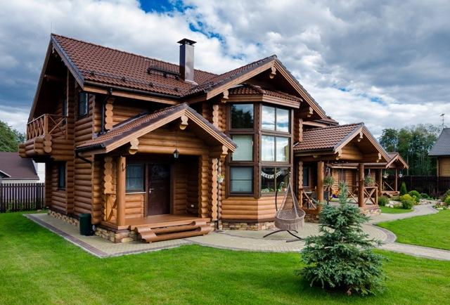 Утепление деревянного дома снаружи - делаем сами