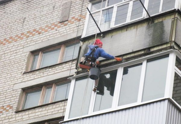 Потолок на балконе из чего сделать - требования и возможные варианты