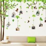 Дерево на стене своими руками - 10 лучших вариантов