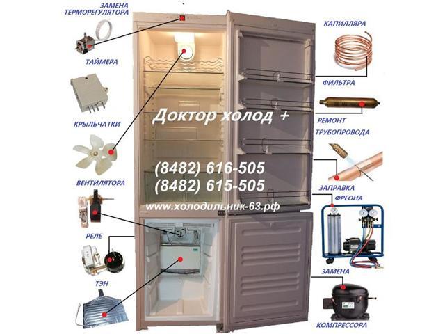 Почему не морозит холодильник: Индезит, Атлант, Бирюса, Самсунг - 25 причин и устранение поломки
