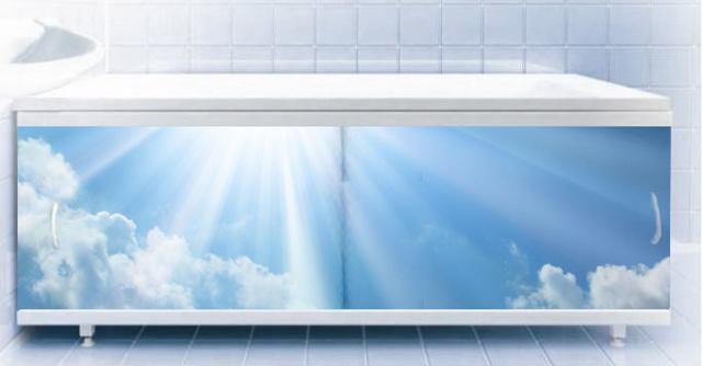 Экран для ванны своими руками - несколько доступных вариантов пошагово