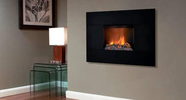 Виды электрический камин с эффектом живого пламени - как выбрать?