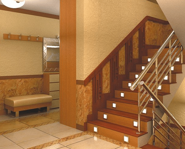 Подсветка лестницы - какую систему лучше выбрать?