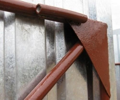 Калитка из металлопрофиля своими руками – схема + порядок выполнения работы пошагово