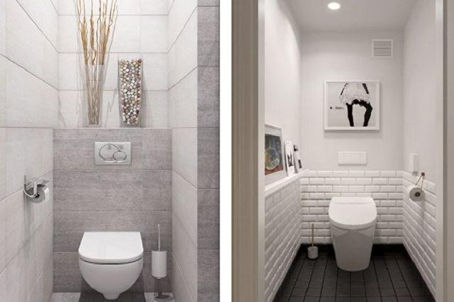 Дизайн туалета - самые лучшие дизайнерские решения
