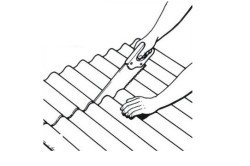 Чем резать ондулин - все способы и пошаговая инструкция