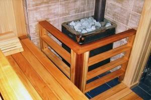 Теплый пол в бане от печки: пошаговая инструкция по монтажу
