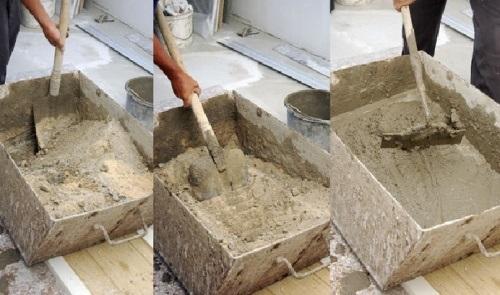 Легкая стяжка для пола - от готовых смесей до изготовления раствора своими руками