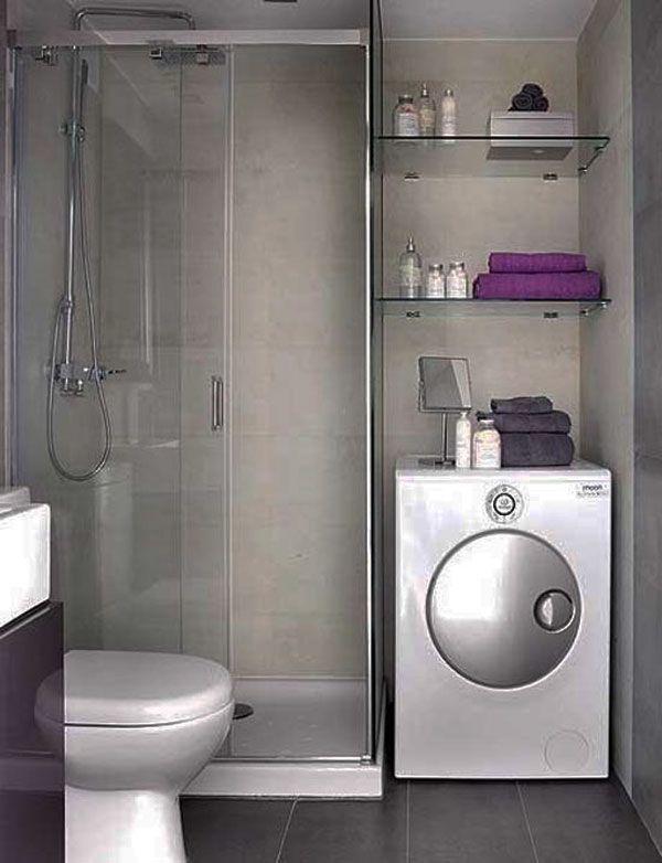 Дизайн маленькой ванной - основные правила и примеры удачных проектов с фото дизайном