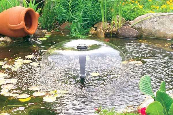 Как сделать фонтан своими руками: пошаговая инструкция
