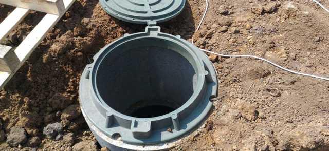 Сливная яма для бани: несколько вариантов строительства - пошагово