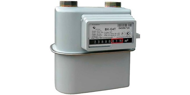 Счетчики газа бытовые как выбрать - устройство, критерии оценки, краткий обзор