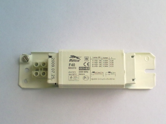 Дроссель для люминесцентных ламп: назначение и схема подключения люминесцентной лампы с дросселем