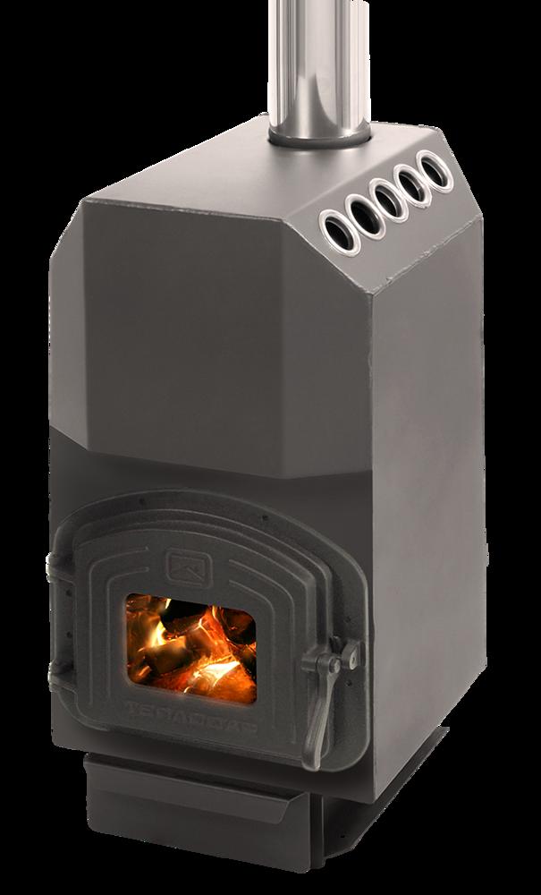 Печки для дачи дровяные длительного горения - устройство, нюансы выбора, рекомендации и цена