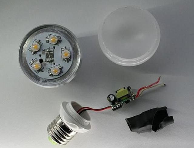 Почему перегорают светодиодные лампочки - ищем причину перегорания светодиодных лампочек в квартире