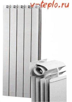 Радиаторы алюминиевые технические характеристики и советы по выбору