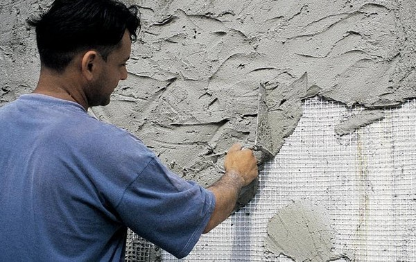Сетка для штукатурки стен - разновидности и сферы применения