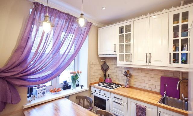 Ремонт кухни своими руками - фото, описание дизайны