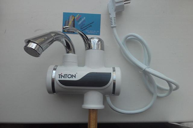 Проточный водонагреватель электрический на кран - виды, модели, монтаж