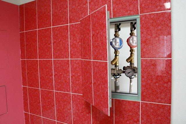 Ремонт ванной комнаты в хрущевке - рекомендации и общая последовательность работ с фото инструкцией