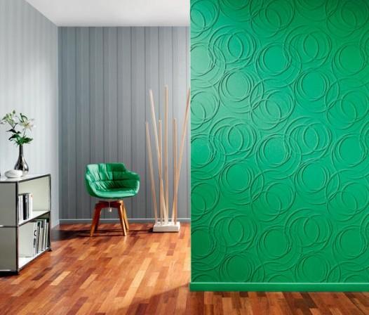 Обои под покраску какие лучше - выбираем флизелиновые обои под покраску