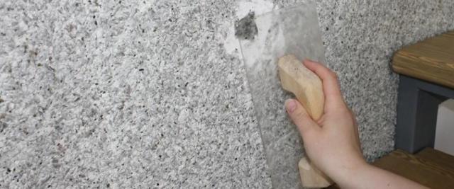 Жидкие обои своими руками - секреты необычной технологии