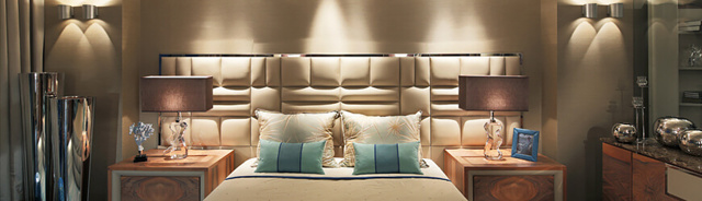 Освещение в спальне - принципы организации и обзор удачных проектов с фото дизайном