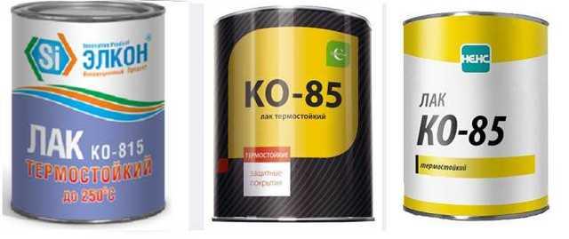 Термостойкая краска для печи - ТОП-7 лучших, характеристика + цены
