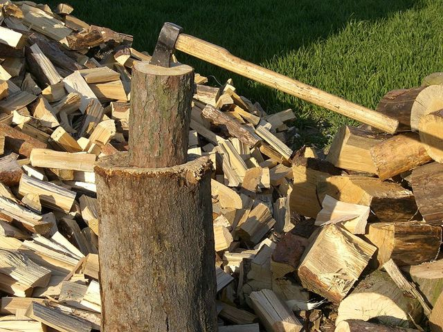 Какими дровами лучше топить печь - советы по выбору и хранению