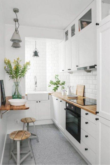 Потолок на кухне своими руками - 3 лучших варианта