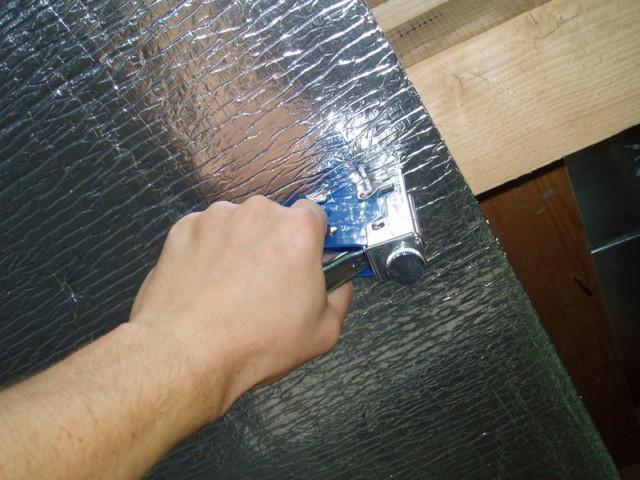 Как утеплить крышу бани своими руками - от расчетов до монтажа