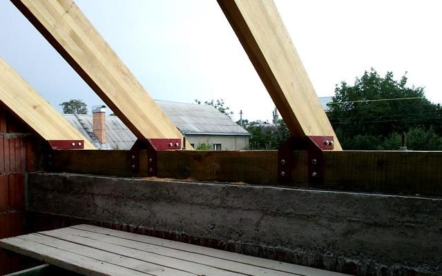 Строительство крыши частного дома своими руками - от расчетов до практического возведения