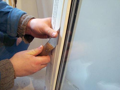 Ремонт стеклопакетов своими руками - нюансы работы