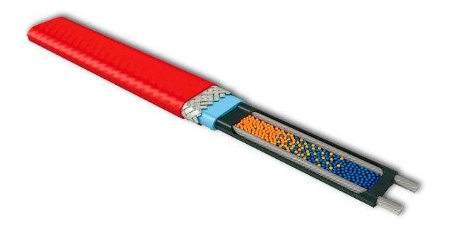 Греющий кабель как теплый пол - отличное решение