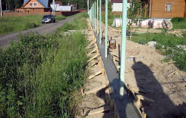 Кованый забор своими руками - пошаговая инструкция