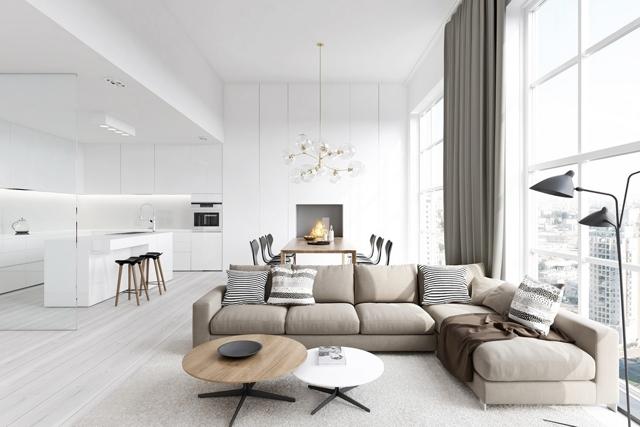 Оформляем квартиру: 22 самых популярных стиля интерьера - описание