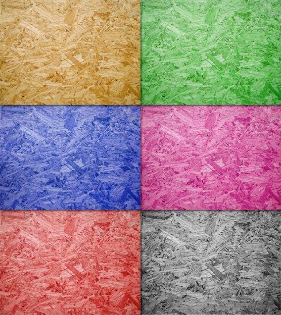 Чем и как покрасить ОСБ - несколько оригинальных вариантов отделки внутри помещения ОСБ плитой