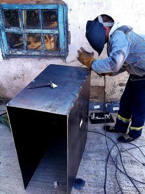 Буржуйки на дровах своими руками - варианты для изготовления
