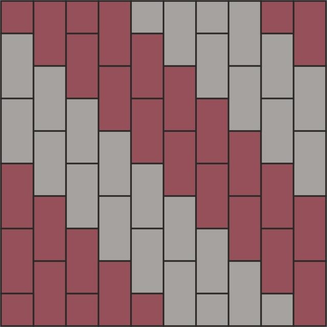 Укладка тротуарной брусчатки - схемы и пошаговое руководство