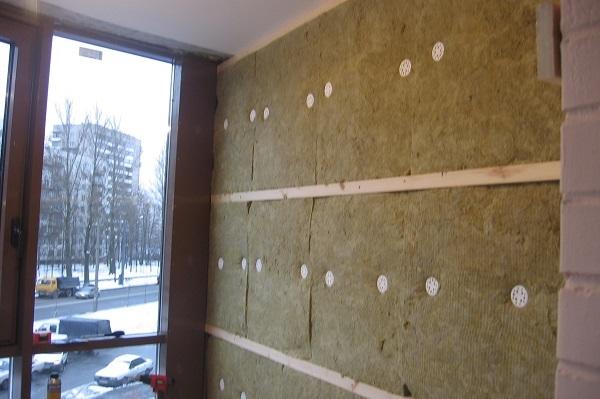 Утеплитель для балкона - как выбрать оптимальный?
