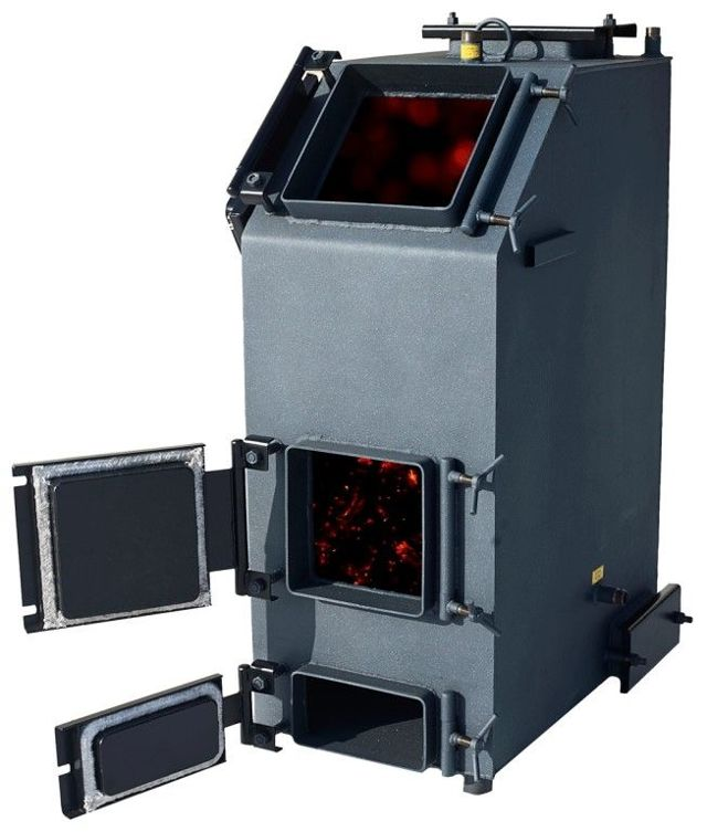 Котлы длительного горения на твердом топливе - ТОП-11 лучших твердотопливных котлов