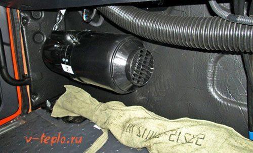 Отопитель планар — техническое устройство и инструкция по монтажу, где купить автономный отопитель планар