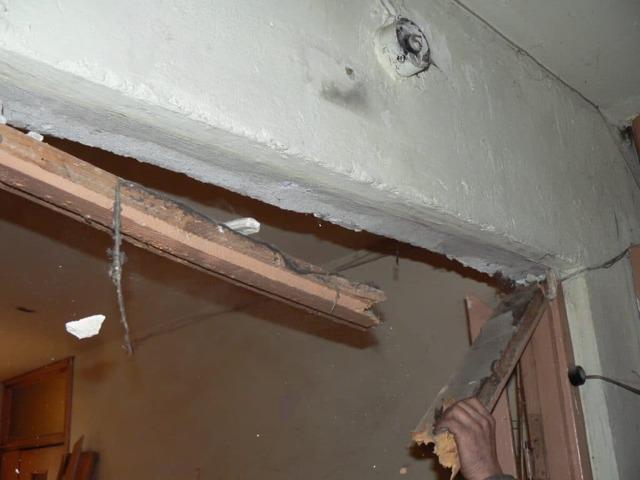 Установка металлической двери своими руками - пошаговая инструкция