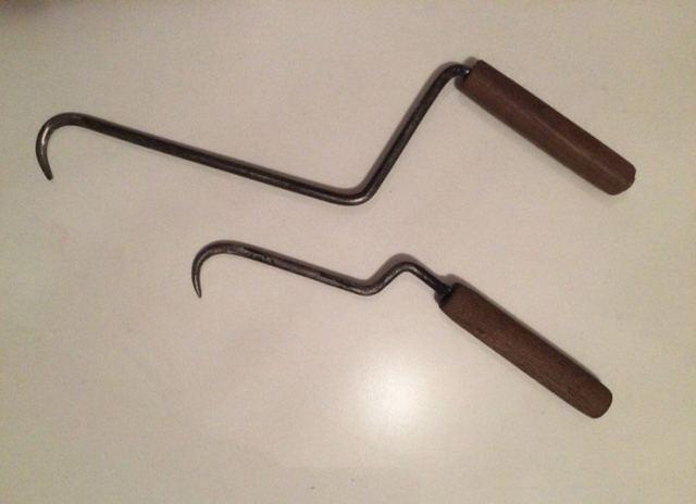 Крючок для вязки арматуры: изготовление и применение