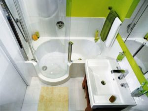 Ванная комната с душевой кабиной дизайн - делимся опытом оформления