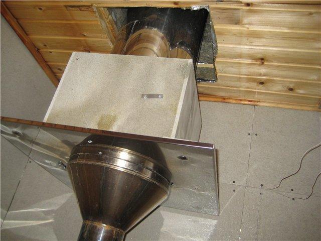 Утепление потолка в бане своими руками - несколько доступных способов