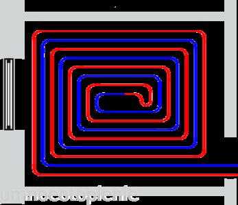Максимальная длина контура теплого пола 16 трубой - методика расчета для водяного теплого пола и калькуляторы
