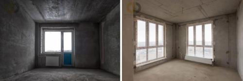 Черновая отделка квартиры в новостройке - с чего начать ремонт в квартире